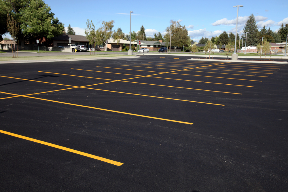 Ways in Which Parking Lot Paving Improves Your Property Value