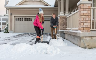 What's Better in the Winter? Asphalt or Concrete Driveways