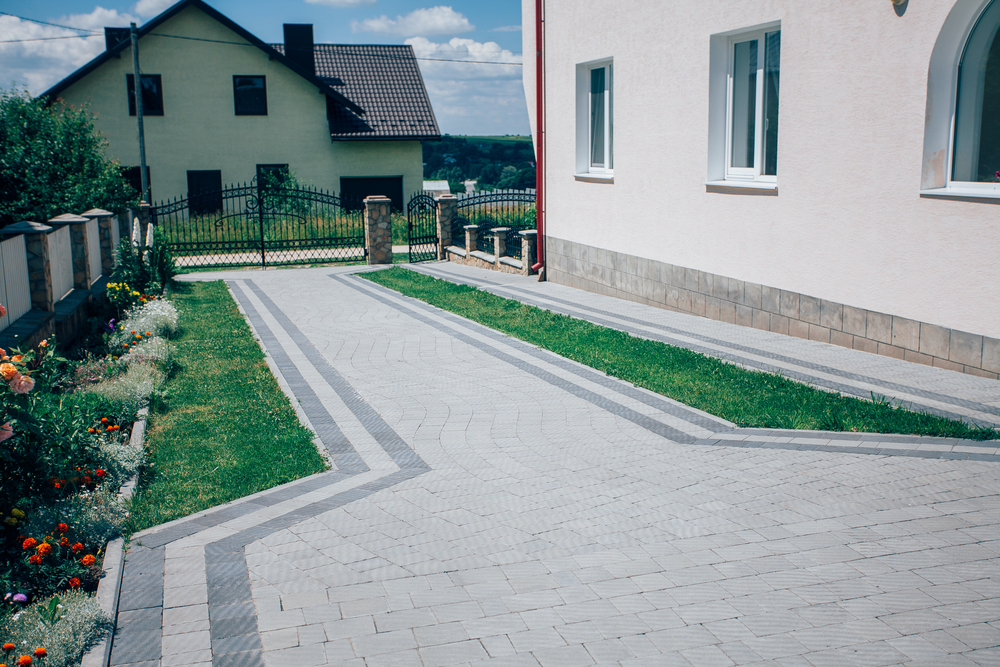 How Stone Pavements in Driveways are Manufactured