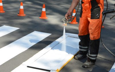 The Benefits of Pavement Striping