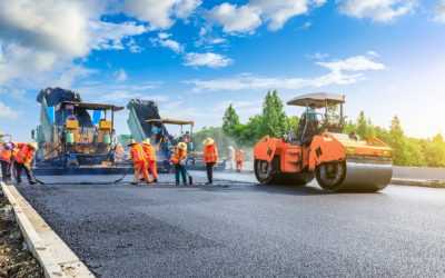 Asphalt Paves the Way to Superior Roads, Driveways, and Lots